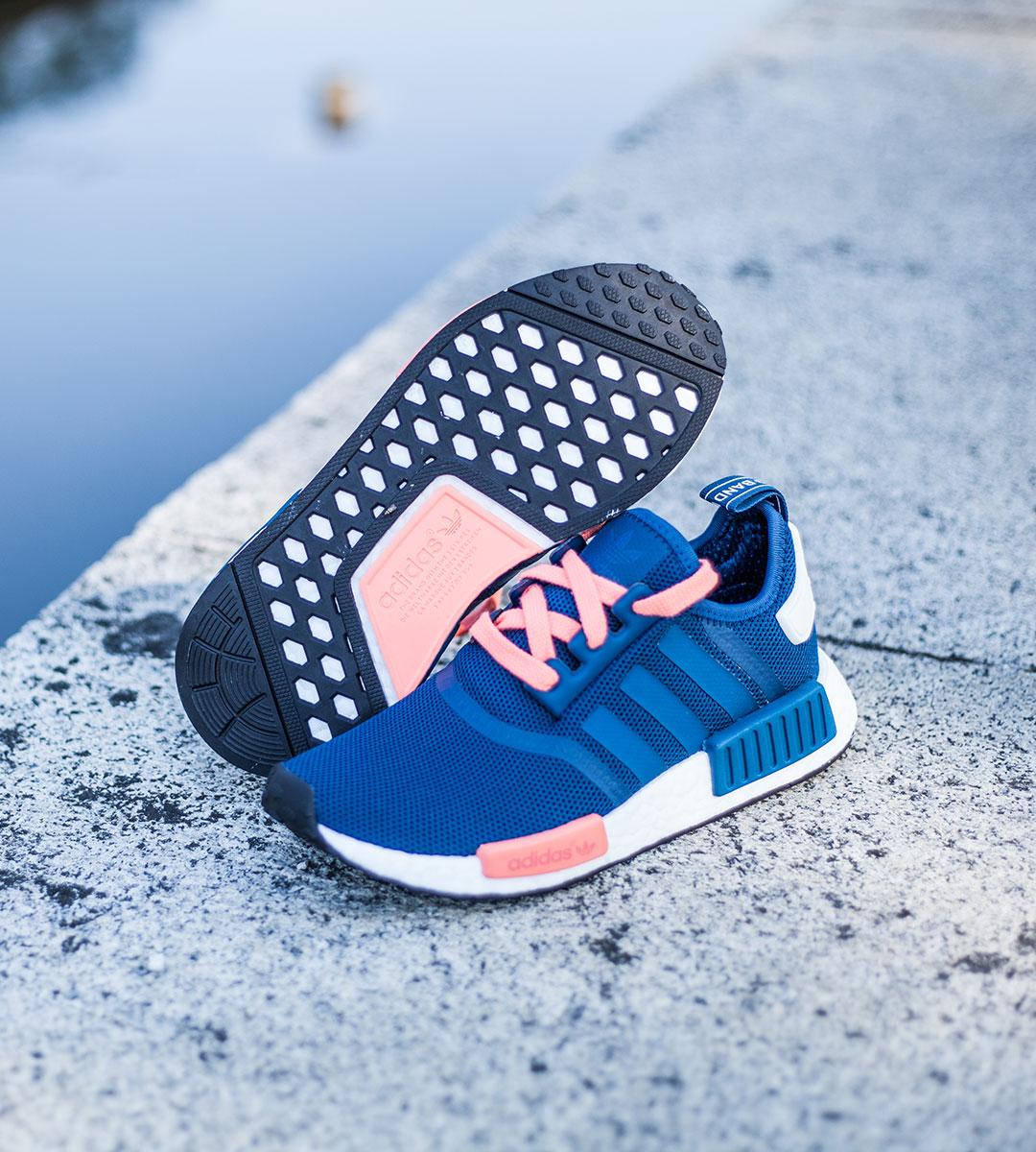 new concept 604a1 8cddf Adidas 阿迪达斯NMD Runner J 跑步鞋运动鞋- S75339 - 福建广电 ...